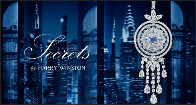 Secret Collection by Harry Winston